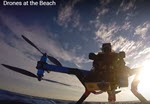 Drones used in oil spill reseearch