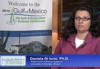 Researcher Daniela Di Iorio