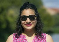 Devika Bhalerao. (Photo by Claudia Husseneder)